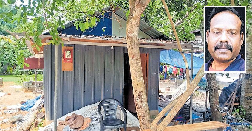 sreenivasan-home-covid