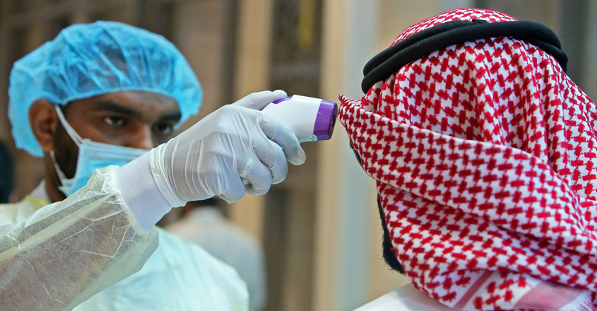 KUWAIT-HEALTH-VIRUS