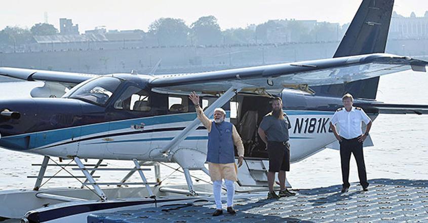 narendra-modi-seaplane