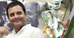 രാഹുല് ഗാന്ധിയുടെ കിരീടധാരണം ആഘോഷമാക്കാന് ഒരുങ്ങി കോണ്ഗ്രസ്