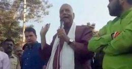 ബിജെപിയെ വെട്ടിലാക്കി യശ്വന്ത് സിൻഹയുടെ കർഷകസമരം