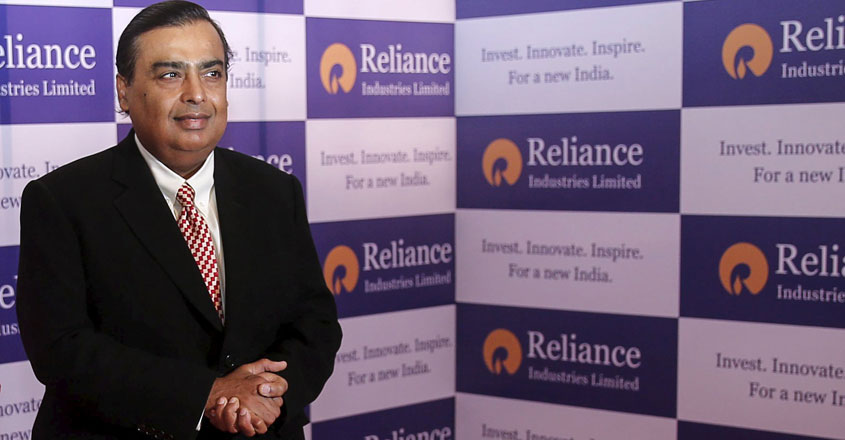 RELIANCE-AGM/