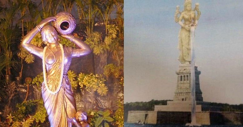 mother-cauvery-statue