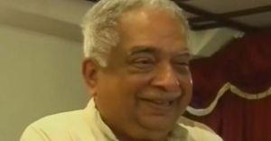 പ്രമുഖ മാധ്യമ പ്രവര്ത്തകൻ ടിവിആർ ഷേണായിയുടെ സംസ്കാരം നാളെ