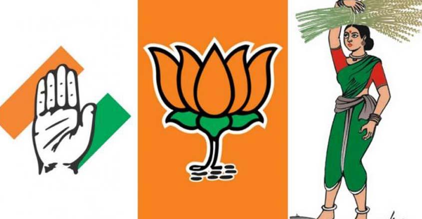 Congress-jds-bjp