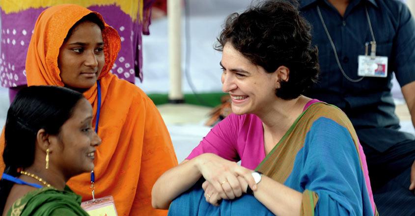 INDIA-POLITICS-CHARITY