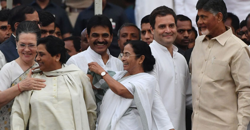 congress-opposition