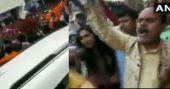 രവിശങ്കർ പ്രസാദിന് ബിജെപിക്കാരുടെ 'ഗോ ബാക്ക്' വിളി; കരിങ്കൊടി; പാർട്ടി വെട്ടിൽ; വിഡിയോ