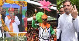 എക്സിറ്റ് പോളുകളെ പൊളിച്ച് 'രാഷ്ട്രീയക്കാരന്റെ സര്വ്വേ'; ബിജെപിക്ക് ഭൂരിപക്ഷമില്ല: വിഡിയോ