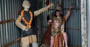 'മോദി ഞങ്ങൾക്ക് ദൈവം'; പ്രതിമ സ്ഥാപിച്ച് ബിഹാറിലെ ഗ്രാമീണർ