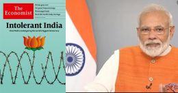 മോദിയും ബിജെപിയും ഇന്ത്യന് ജനാധിപത്യത്തെ അപകടത്തിലാക്കുന്നു; വിമര്ശിച്ച് 'എക്കണോമിസ്റ്റ്'