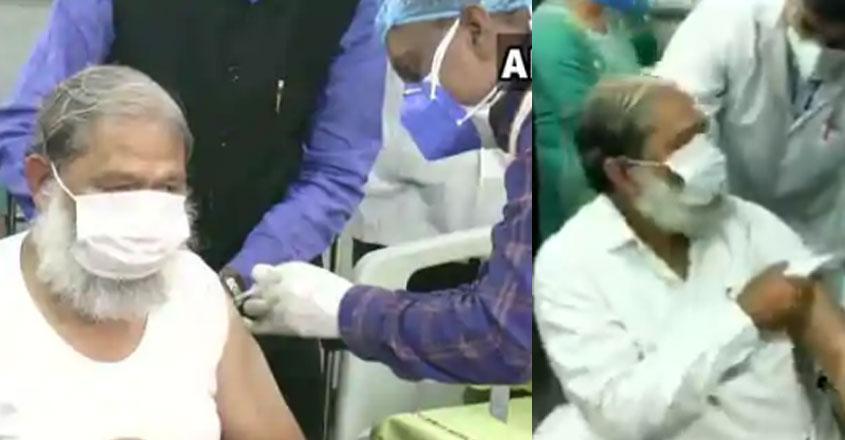 vaccine-haryana