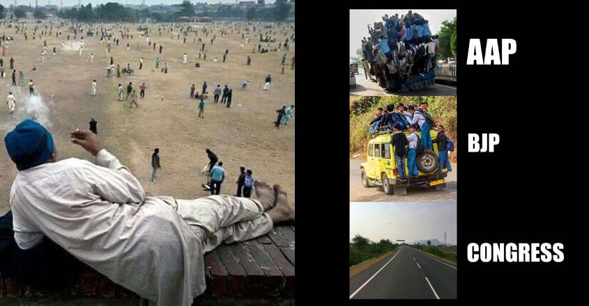 delhi-election-trolls