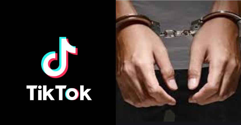 tiktok-arrest