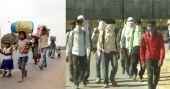 നാഗ്പൂരിൽ നിന്ന് കാൽനടയായി തമിഴ്നാട്ടിലേക്ക്; വീടണയും മുമ്പ് മരണം; ദാരുണം