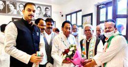 കോണ്ഗ്രസ് വിട്ട് ഗോഡ്സെ പ്രചാരകനായി; ബാബുലാൽ വീണ്ടും കോൺഗ്രസിൽ