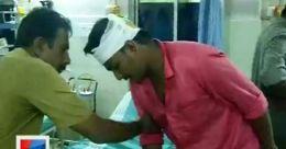 കോൺഗ്രസ് പ്രവര്ത്തകർ തമ്മിൽ ഗ്രൂപ്പ് തിരിഞ്ഞ് സംഘർഷം