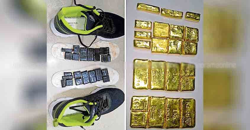 gold-smuggling