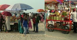 കോഴിക്കോട് ബീച്ചിൽ ഇനി ഹൈജീൻ തട്ടുകടകൾ; 'ഫുഡ് ഹബ്' പദ്ധതിയുമായി നഗരസഭ