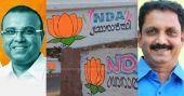 വരച്ച 300 താമരകള് മാറ്റിവരയ്ക്കണം; തൃശൂരിലെ ബിജെപിക്കാർക്ക് ഇനി പെടാപ്പാട്