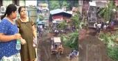 തൃശൂരിൽ സിനിമാ സ്റ്റൈൽ കുടിയൊഴിപ്പിക്കല്; പൊലീസ് സഹായത്തിനെത്തിയില്ലെന്ന് ആക്ഷേപം