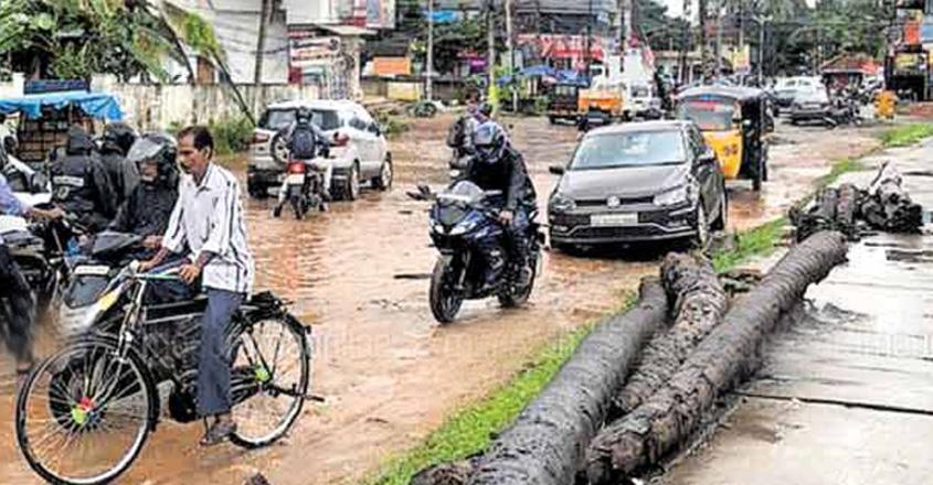 ernakulam-pullepedi-thammanam-road
