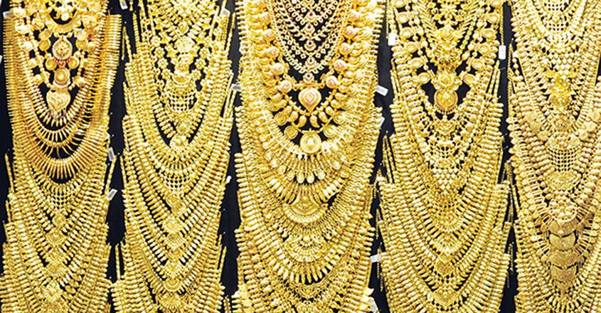 Jewellery - Gold