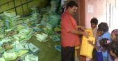 വിദ്യാഭ്യാസവകുപ്പിന്റെ ഇടപെടൽ; സൗജന്യ പുസ്തകവിതരണം വേഗത്തിൽ