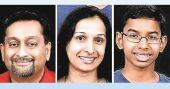 യുഎസിൽ കാർ അപകടം: മലയാളി കുടുംബത്തിലെ 3 പേർ മരിച്ചു