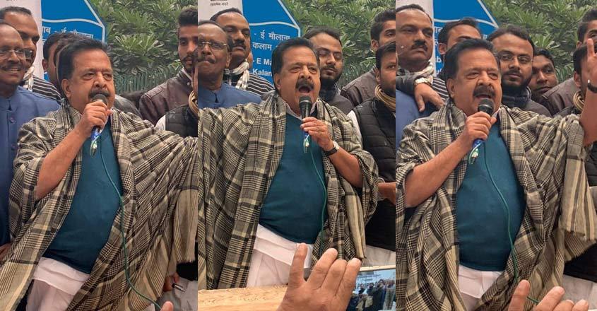 chennithala-hindi-speech