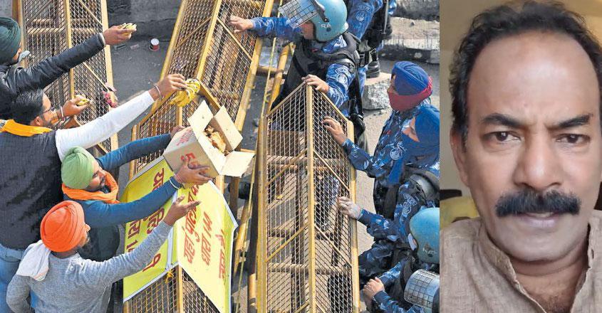 major-ravi-farmers-protest