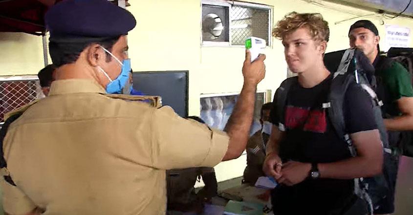 covid-police