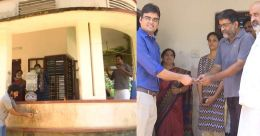 'ഹാപ്പി ഹോം'... ഇനി ഐസലേഷൻ; വീട് വിട്ട് കൊടുത്ത് മുൻ എംഎൽഎയുടെ കുടുംബം; മാതൃക