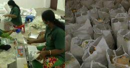 സൗജന്യ ഭക്ഷ്യവിഭവകിറ്റ് വിതരണവുമായി സപ്ലൈകോ; ആദ്യം അഞ്ച് ലക്ഷത്തി തൊണ്ണൂറായിരം പേർക്ക്