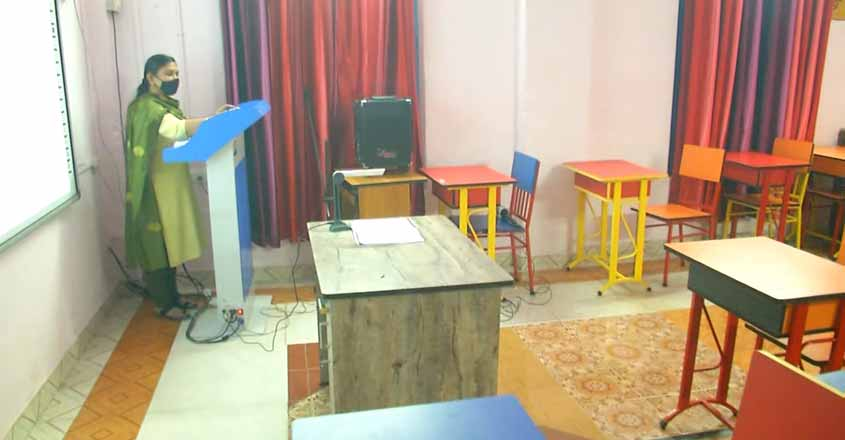 hightech-classroom