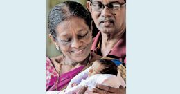 പാൽ തൊണ്ടയിൽ കുടുങ്ങി; 71കാരി പ്രസവിച്ച പെൺകുഞ്ഞ് 45ാം ദിവസം മരിച്ചു
