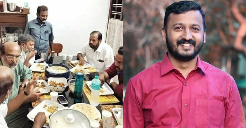 rahul-dinner