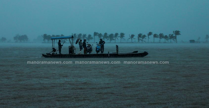TOPSHOT-INDIA-WEATHER-FLOOD