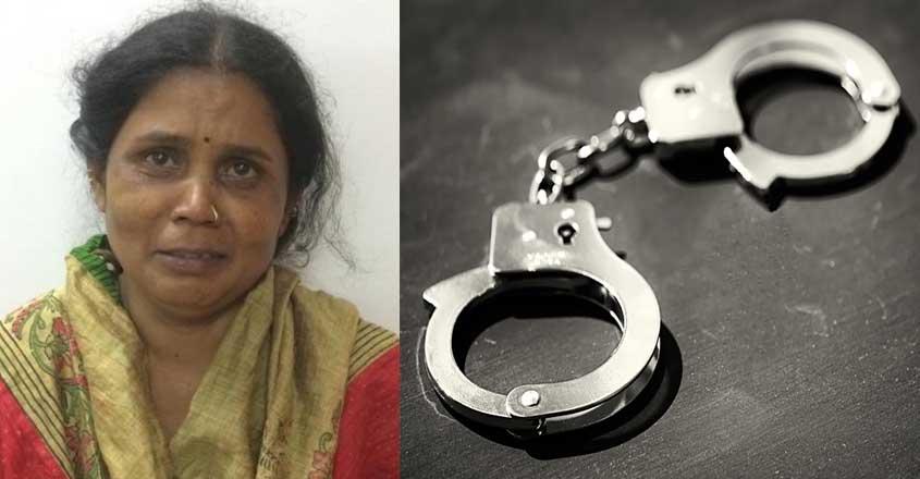 bengaluru-women-arrest