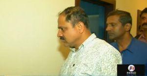 പണവുമായി പിടിയിലായ ജിബു രാജ്യാന്തര കള്ളക്കടത്ത് കണ്ണി