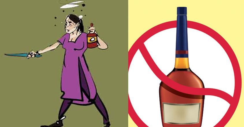 women-liquor