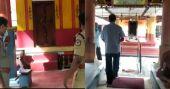 കാഞ്ഞങ്ങാട് രണ്ട് ക്ഷേത്രങ്ങളില് കവര്ച്ച; ഭണ്ഡാരങ്ങൾ തകർത്തു
