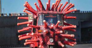 ലോക്ഡൗണിൽ പിടിയിലായാൽ ആംബുലന്സിൽ കയറ്റും; നടപടികളുമായി തിരുപ്പൂര് പൊലീസ്