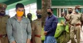 ഉത്ര വധം: സൂരജിനേയും സുരേഷിനേയും വനം വകുപ്പ് കസ്റ്റഡിയില് വാങ്ങി