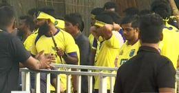ഐഎസ്എൽ: ടിക്കറ്റ് ബുക്ക് ചെയ്തവരെ വട്ടം കറക്കി സംഘാടകർ