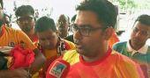 പശ്ചിമ ബംഗാളുകാരുടെ ഫുട്ബോള് പ്രേമത്തിന് സാക്ഷിയായി കോഴിക്കോട്