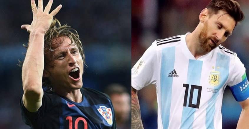 മെസി, നിനക്കായി ഞങ്ങള് ജയിക്കും; െഎസ്ലാന്ഡിനെ തോല്പ്പിക്കുമെന്ന് ക്രൊയേഷ്യന് താരം | Luka Modric | Messi