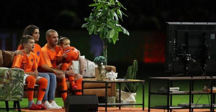 sneijder-family