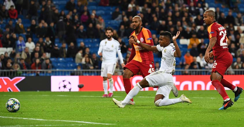 FBL-EUR-C1-REAL MADRID-GALATASARAY