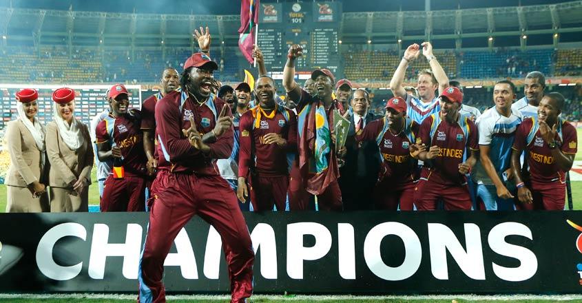 Sri Lanka ICC Cricket T20 WCup